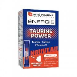 Forté pharma energie taurine power 21 sticks