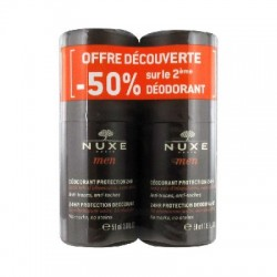 Nuxe men déodorant protection 24h 2 x 50 ml