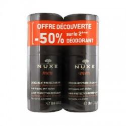 Nuxe men déodorant protection 24h 2 x 50 ml