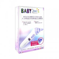 Visiomed babydoo mouche bébé electronique mx one