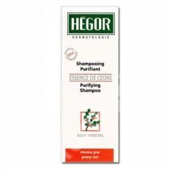 Hégor shampooing purifiant essence de cèdre 300 ml