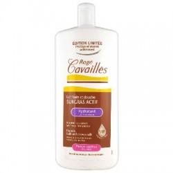 Rogé cavaillès lait bain et douche hydratant figue peaux sèches 750 ml