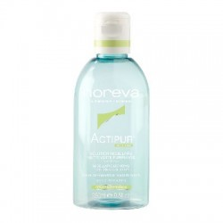 Noreva actipur solution micellaire nettoyante purifiante 250 ml
