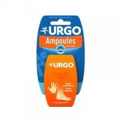 Urgo ampoules talon et doigts grand et petits formats 6 pansements