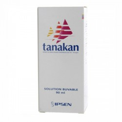 Tanakan troubles neurologiques solution buvable 90ml