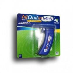 Niquitinminis 1.5mg sans sucre 20 comprimés édulcoré à l'acésulfame potassique nicotine
