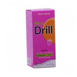Petit drill toux sèche sirop 125 ml