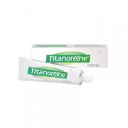 Titanoreine crème tube 40 g