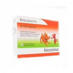 Biocanina arthroplus pour chien et chat 40 comprimes appetents