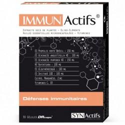 Aragan immunactifs 30 gelules