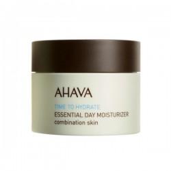 Ahava hydratant essentiel de jour peaux normales a seches 50ml