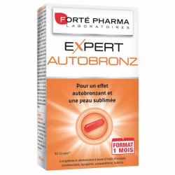Forte pharma expert autobronz 30 capsules