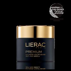 Lierac premium crème voluptueuse anti-âge absolu 50 ml