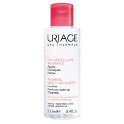 Uriage eau micellaire thermale peaux sujettes aux rougeurs 100ml