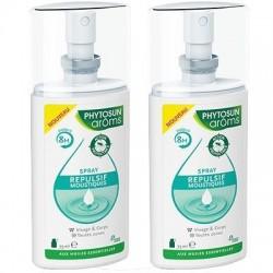 Phytosun aroms spray répulsif 2x75 ml