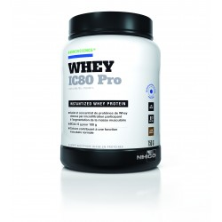 Nh-co whey ic80 pro vanille 750 gr