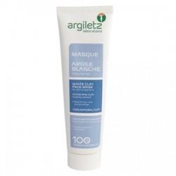 Argiletz masque argile blanche anti-grise mine 100g