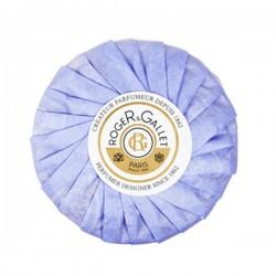 Roger & gallet savon parfumé boîte voyage lavande royale 100g