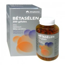 Bétasélen fatigue passagère 200 gélules