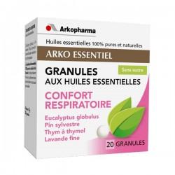 Arkopharma arko essentiel granules confort respiratoire 20 granules