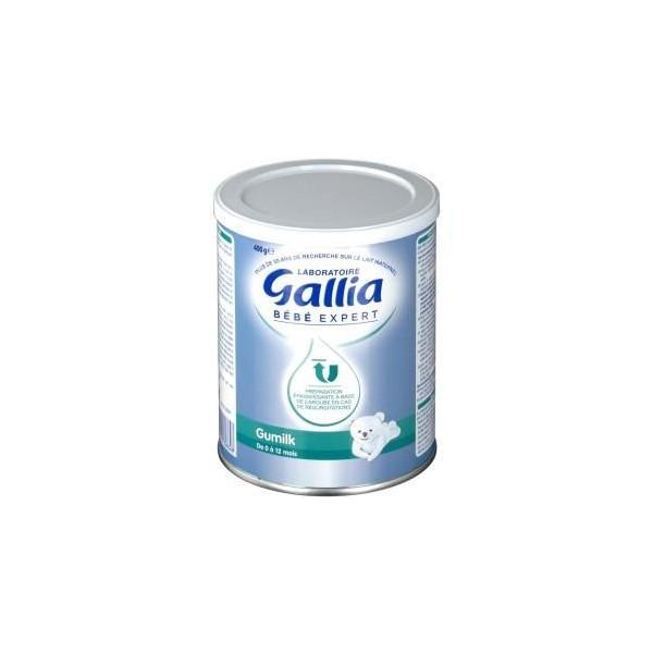 gallia b b expert gumilk lait en poudre anti r gurgitations 400g pharmacie cap3000. Black Bedroom Furniture Sets. Home Design Ideas