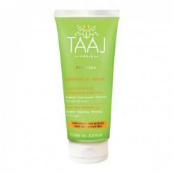 Taaj abhyanga gelée de douche gourmande aloe vera 200 ml