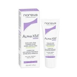 Noreva alpha km soin anti-âge peaux grasses 40ml