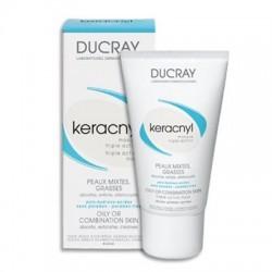Ducray keracnyl masque crème 40ml