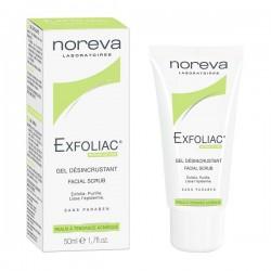 Noreva exfoliac gel désincrustant 50ml