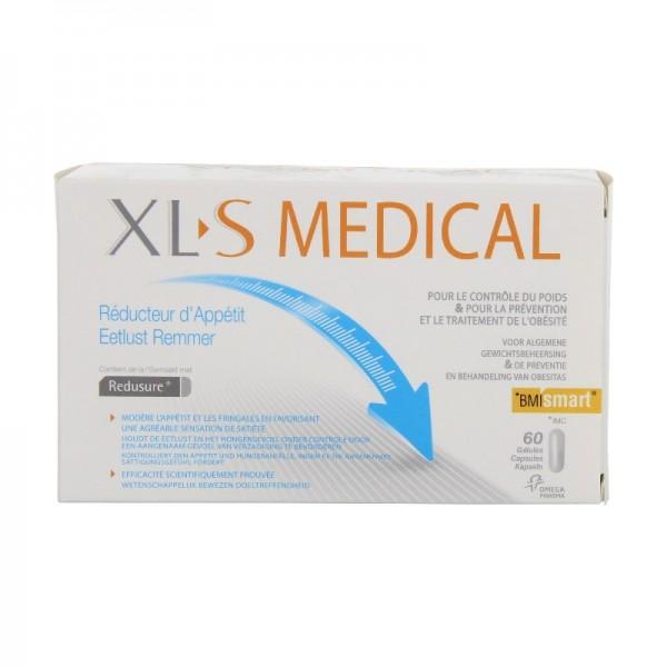 Xls médical réducteur d'appetit 60 comprimés - Pharmacie