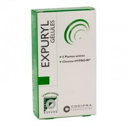 Expuryl phytodraineur et détoxiquant général 60 gélules