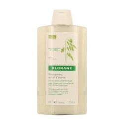 Klorane shampoing au lait d'avoine extra-doux 400ml