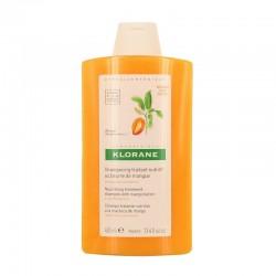 Klorane shampoing traitant nutritif au beurre de mangue 400ml