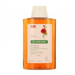 Klorane shampooing traitant anti-pelliculaire à la capucine 200ml