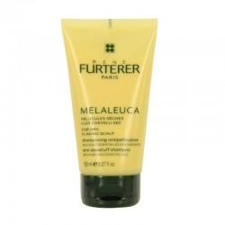 Rene furterer melaleuca shampooing antipelliculaire pellicules sèches 150ml