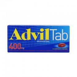 Adviltab 400 mg 14 comprimés enrobés
