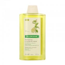 Klorane shampoing pulpe cédrat 400ml