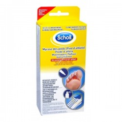 Scholl mycoses des pieds kit complet stylo et spray