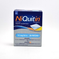 Niquitin patch 14mg boite de 28