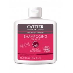 Cattier Shampooing Cheveux Colorés Couleur 250 ml