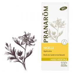 Pranarôm Huile Végétale Nigelle 50 ml