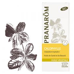Pranarôm Huile Végétale Calophylle 50 ml