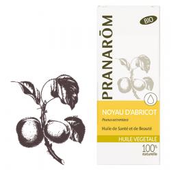 Pranarôm Huile Végétale Noyau Abricot 50 ml