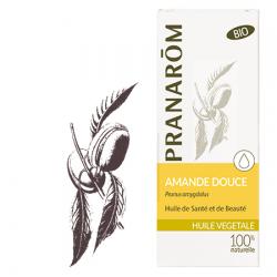 Pranarôm Huile Végétale Amande Douce 50 ml