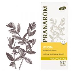 Pranarôm Huile Végétale Jojoba 50 ml