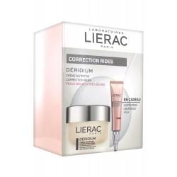 Lierac Coffret Déridium Crème Nutritive Correction Rides + Diopticrème Comblante Peaux Sèches à Très Sèches