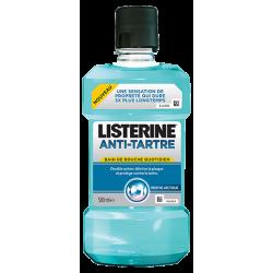 Listerine bain de bouche anti tartre 500 ml