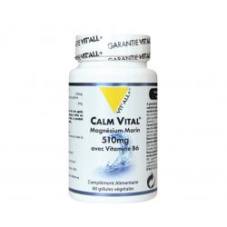 Vitall+ Calm Vital 60 gélules végétales