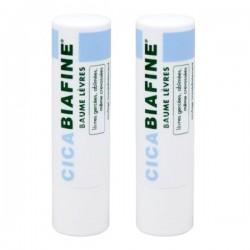 Cicabiafine Lèvre Réparateur Stick à Lèvres 2x4.9g