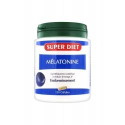 Superdiet Mélatonine Boîte de 120 Gélules
